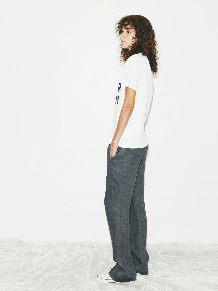 Lori Trouser in Charcoal