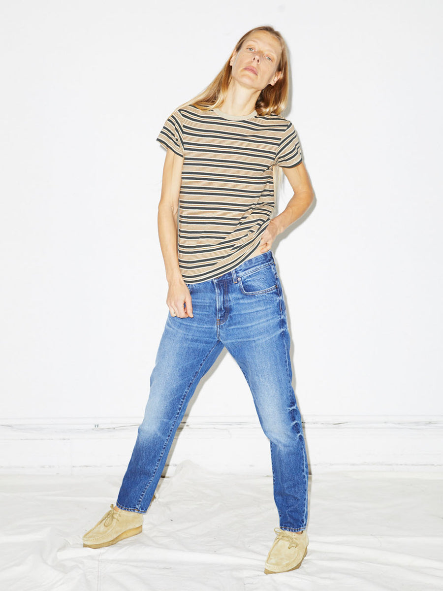Weekend Jean in Clean Vintage