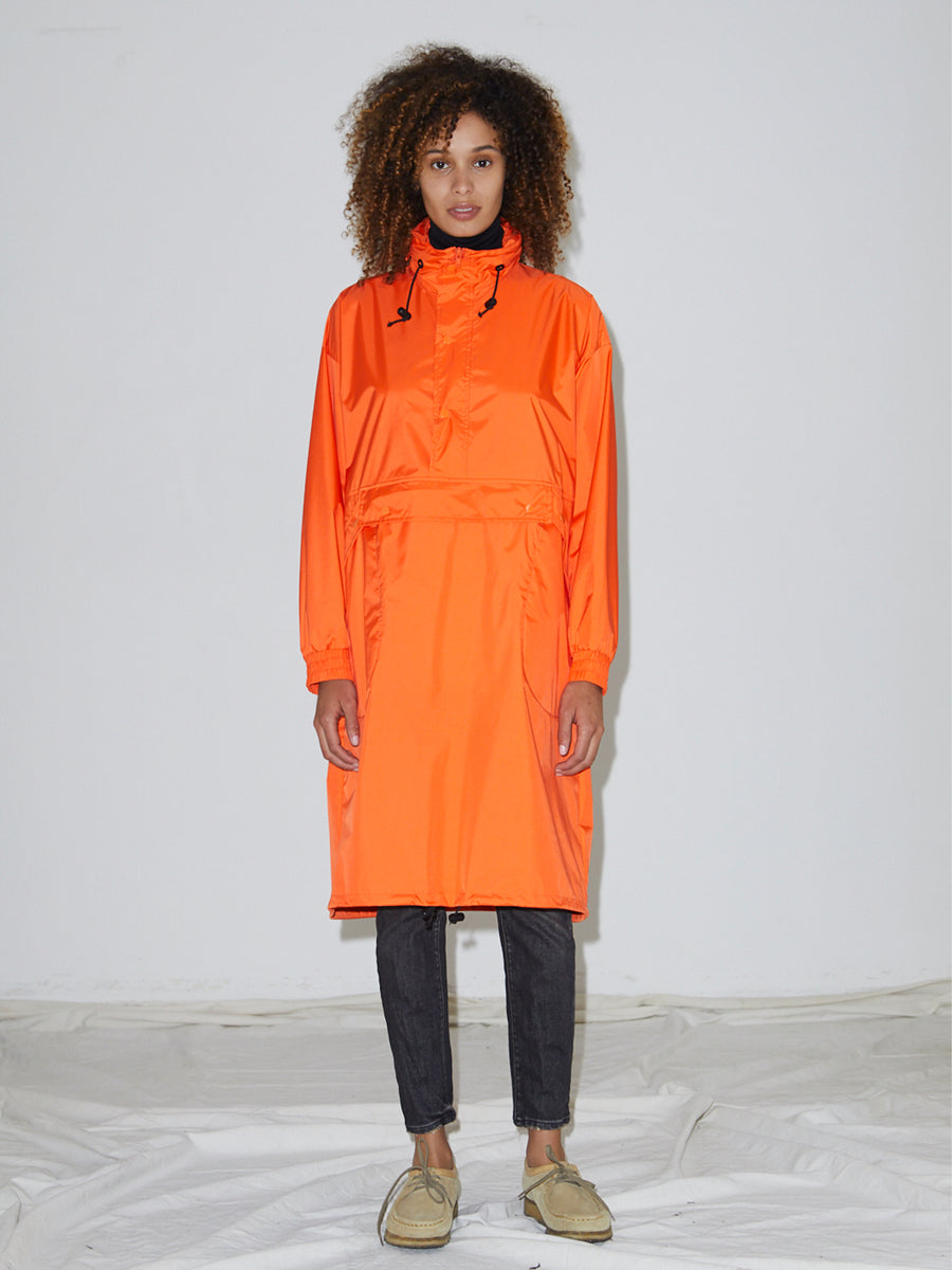 Spring Anorak in Orange
