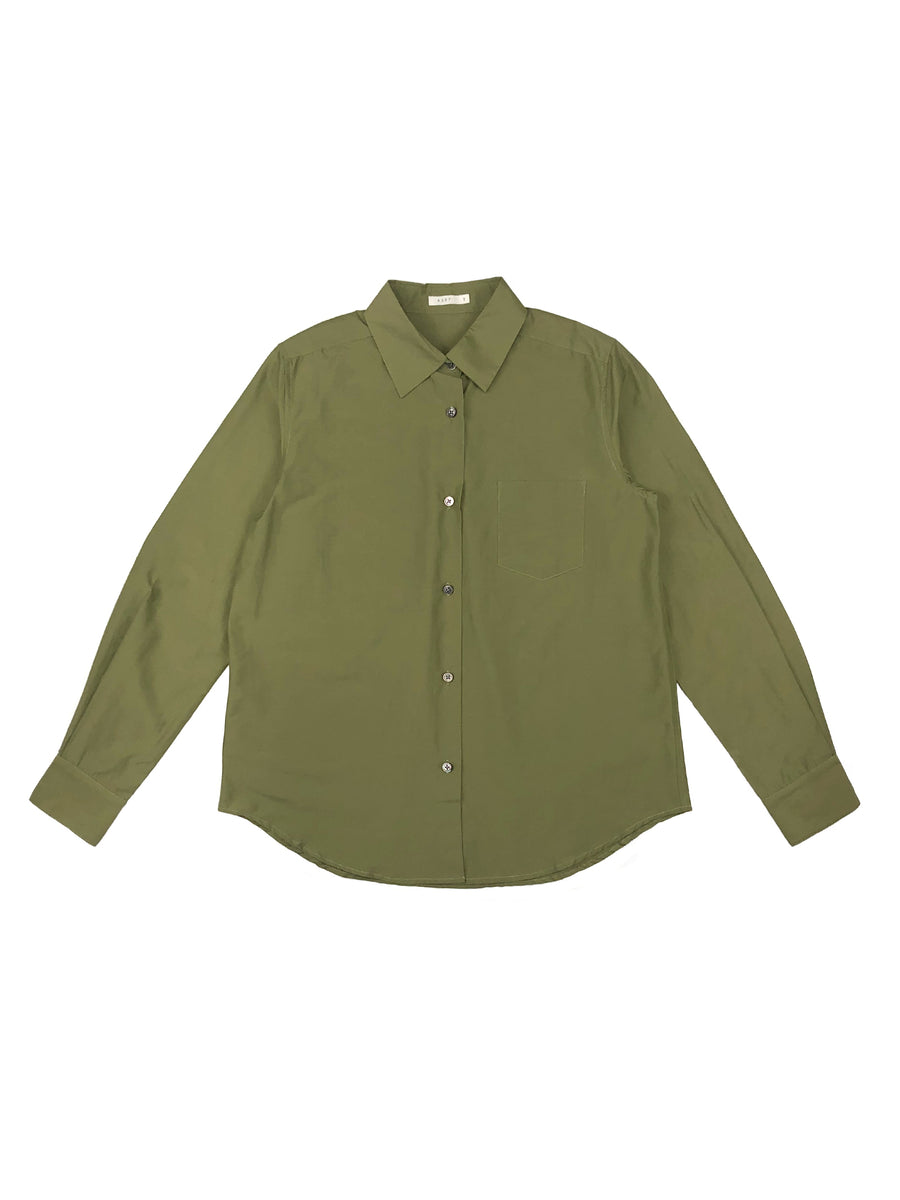 Buttondown in Army