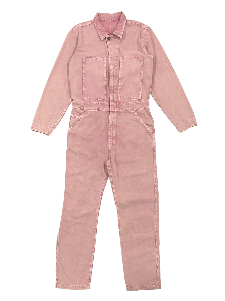Jumpsuit in Faded Pink