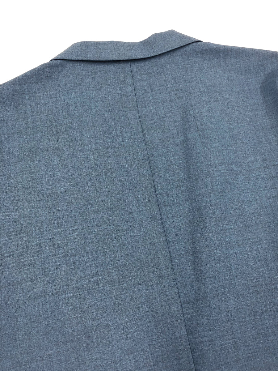 Perfect Blazer in Blue Melange