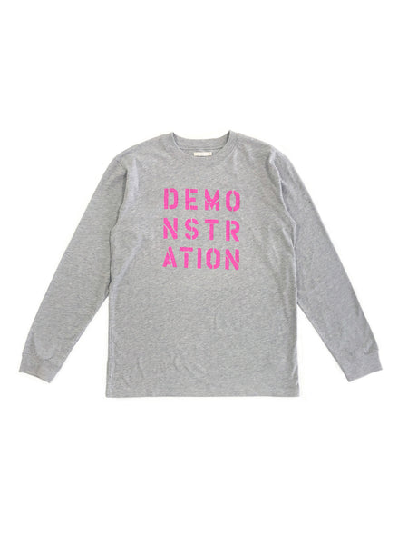 DEMONSTRATION L/S Boy T