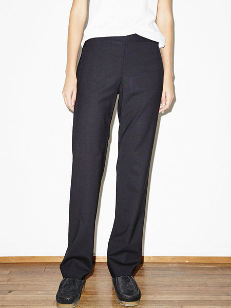 Rie Trouser in Black
