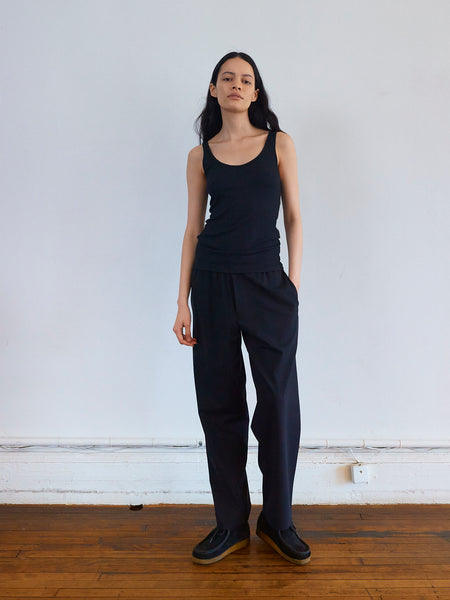 PJ Pant in Black