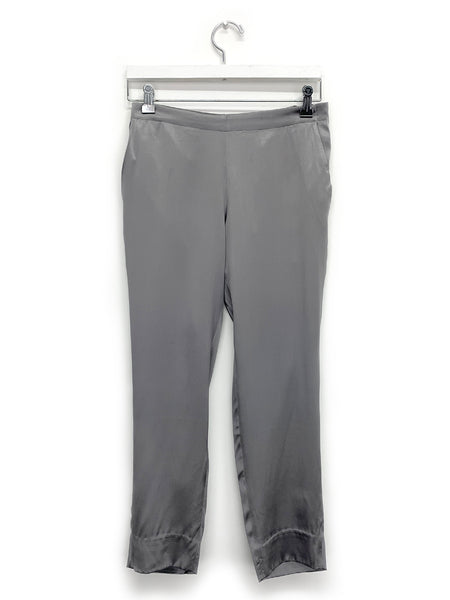 Steel Silk Pull On Trouser