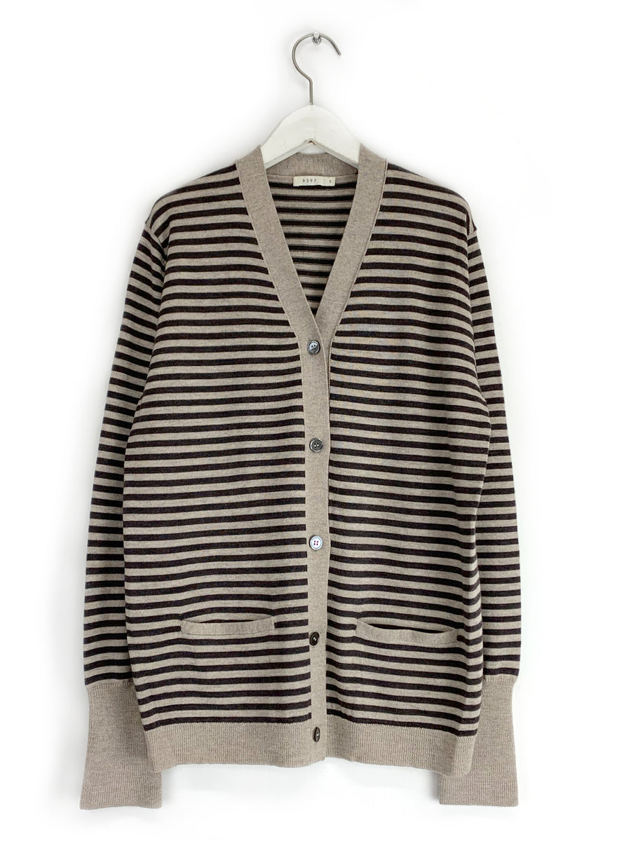 Striped Boy Cardigan