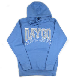 Daygo University Hoodie: Carolina Blue