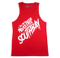 SOUTHBAY tank: red