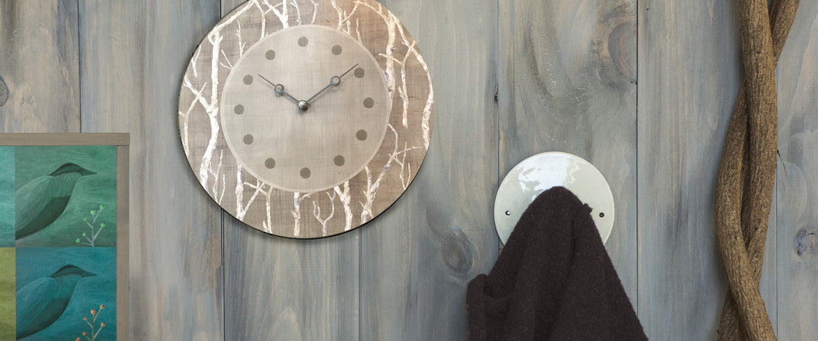 Ugone and Thomas Decor Clocks