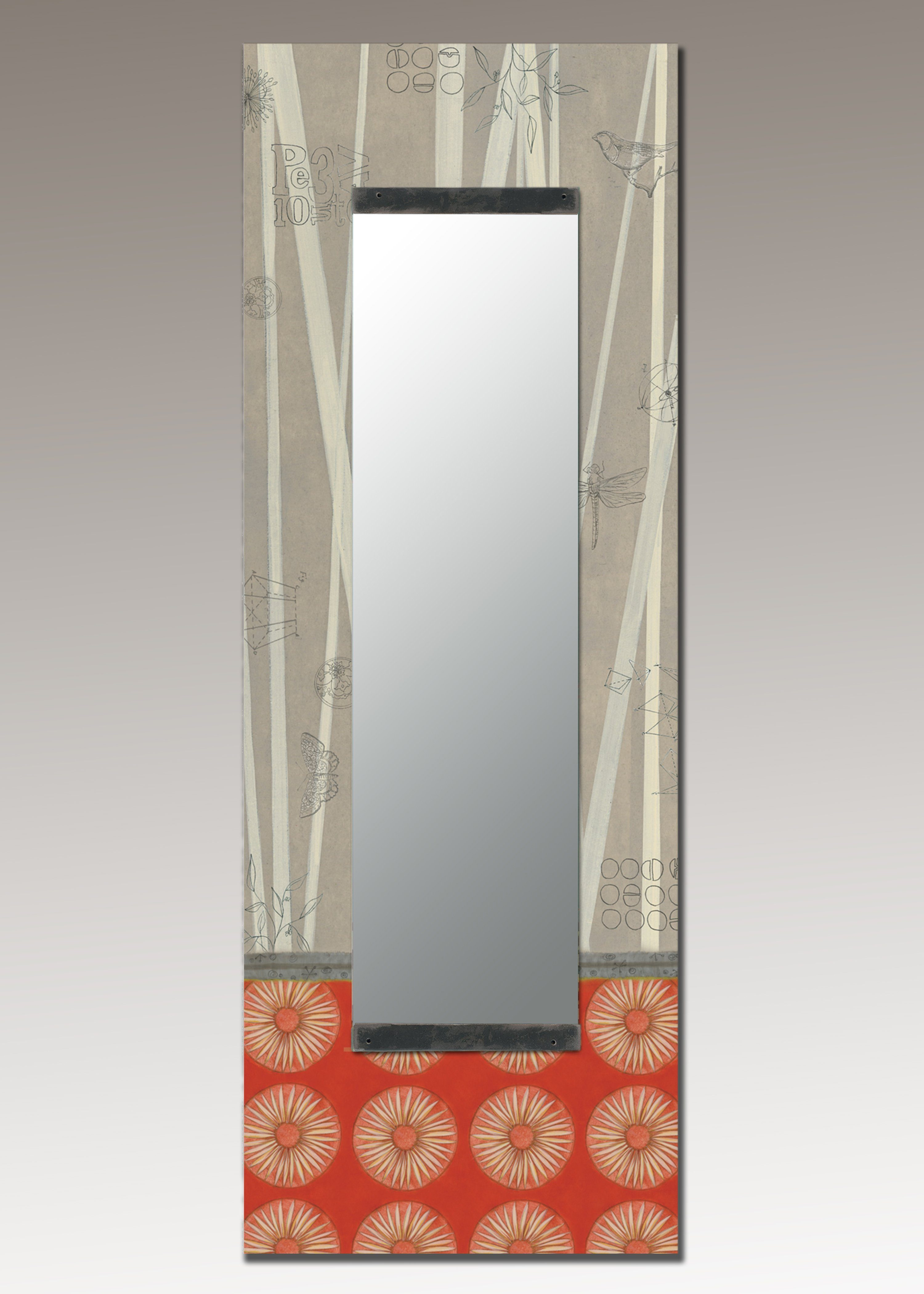 tall wall mirrors. simple tall tall wall mirror in tang throughout mirrors o