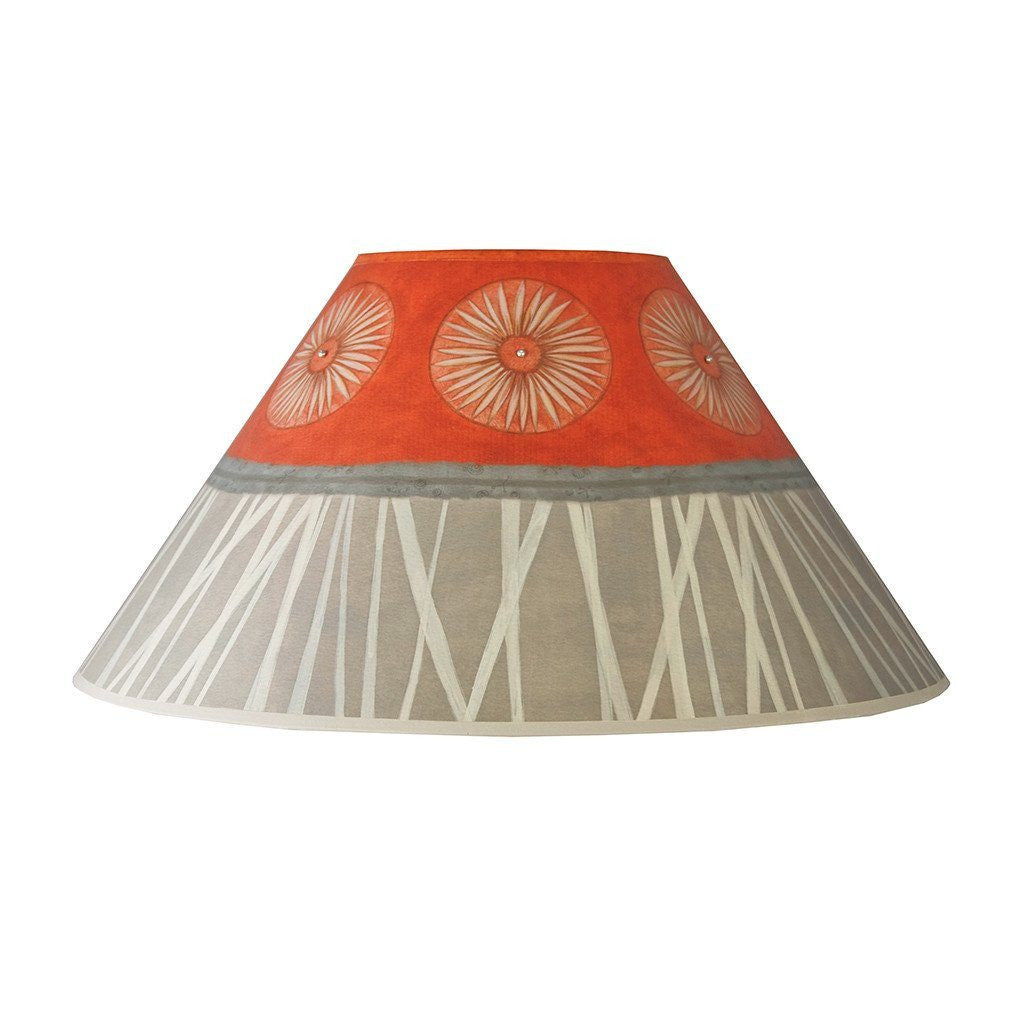 Tang Large Conical Lamp Shade