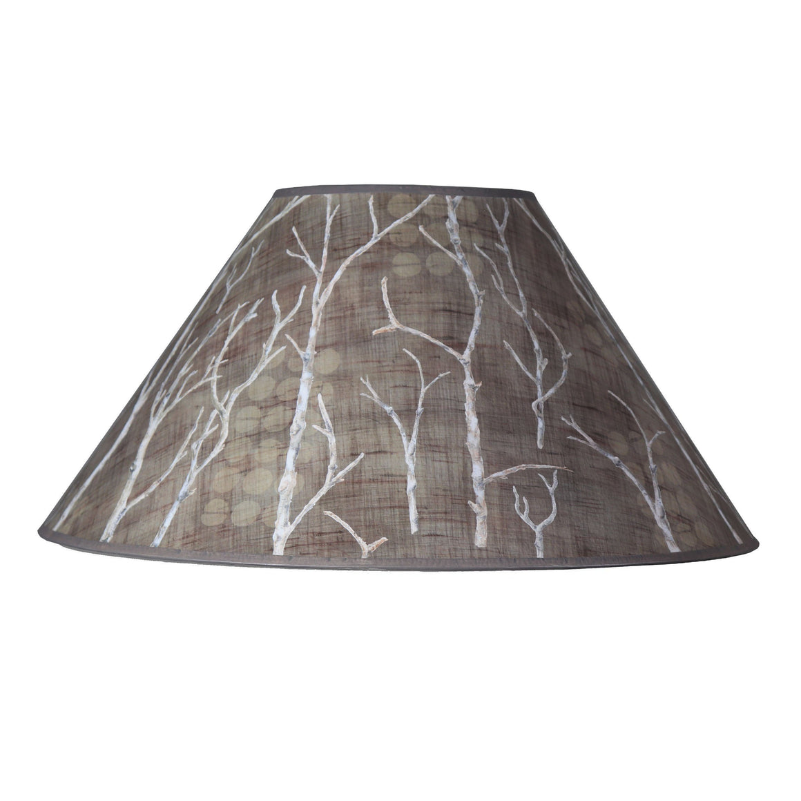 Large Conical Lamp Shade in Twigs