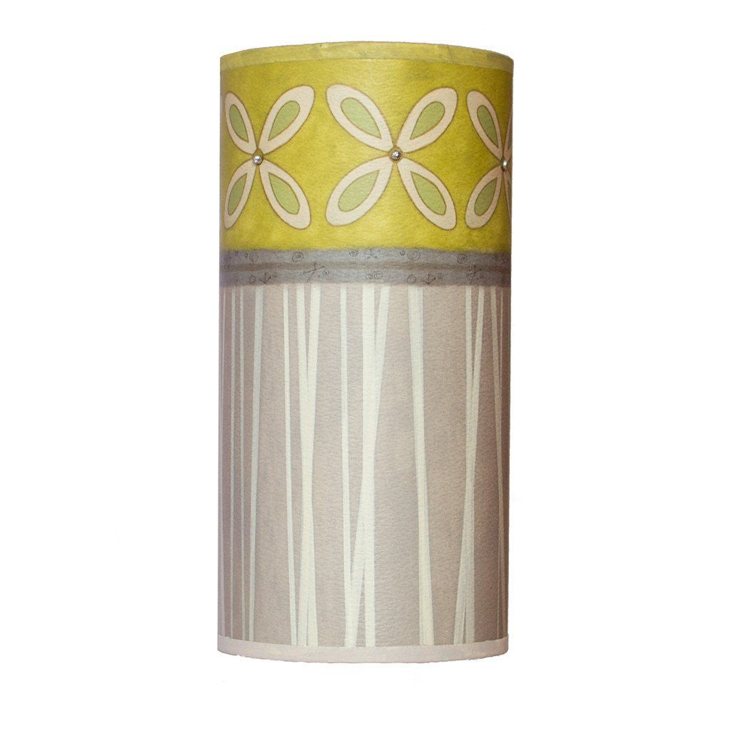 Kiwi Accent Tube Lamp Shade