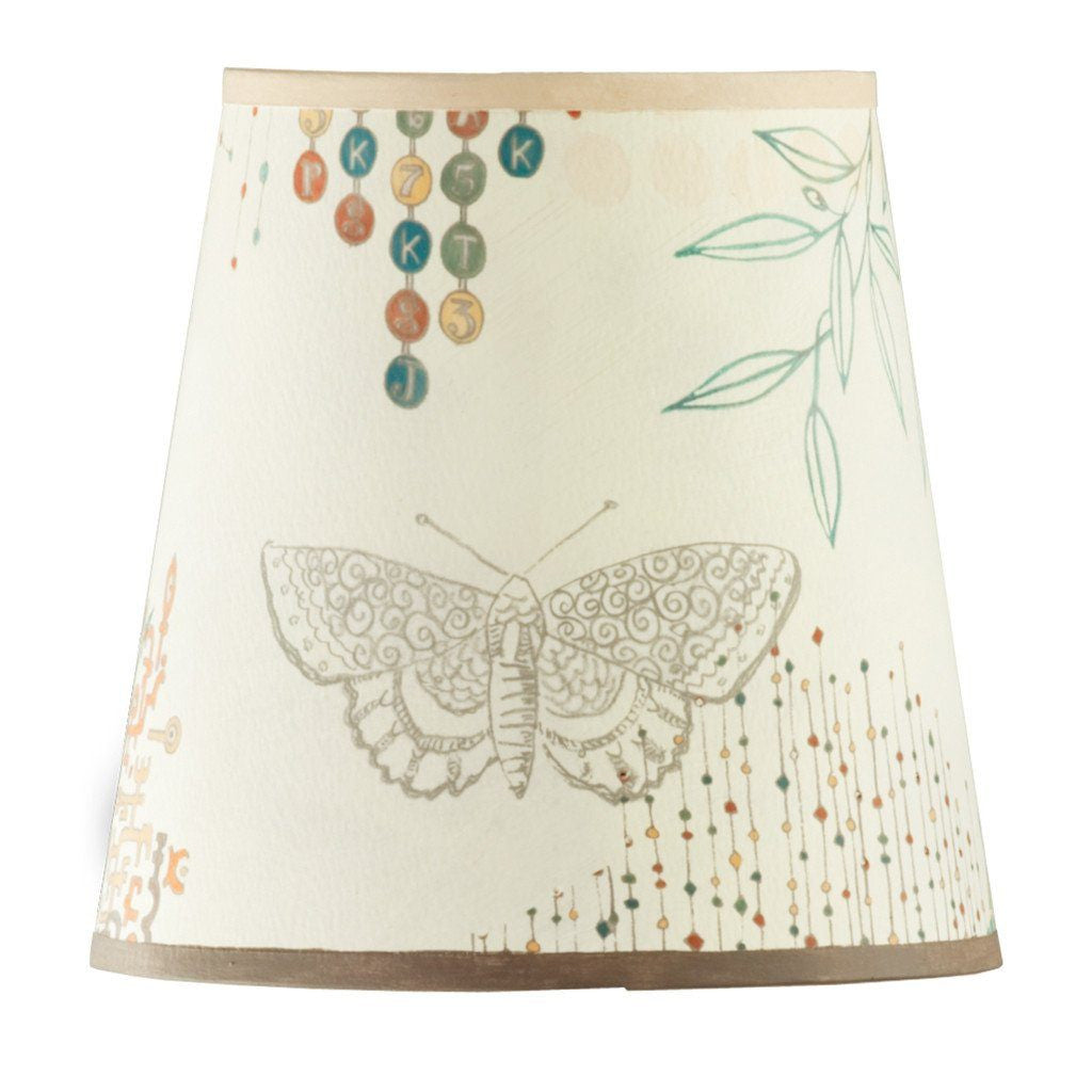 Journeys in Ecru Accent Drum Lamp Shade