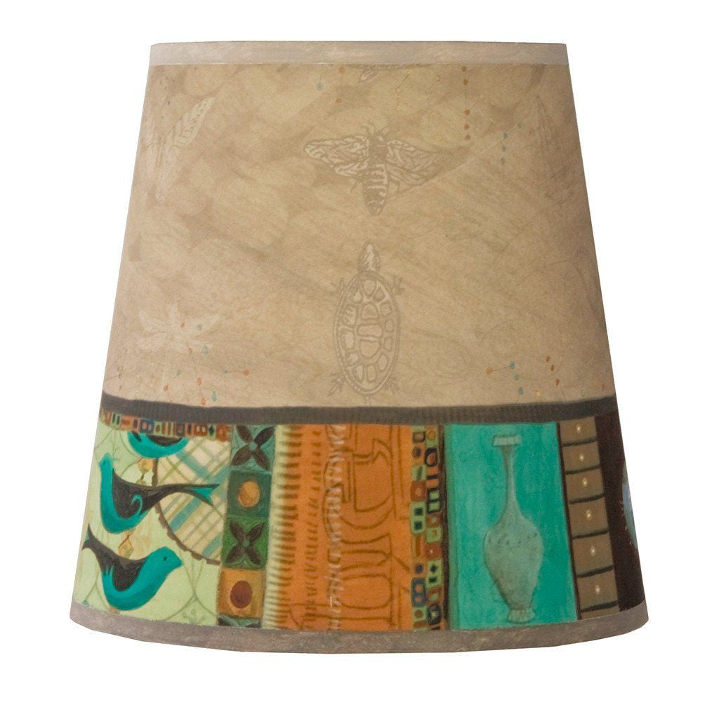 Match in Linen Accent Drum Lamp Shade