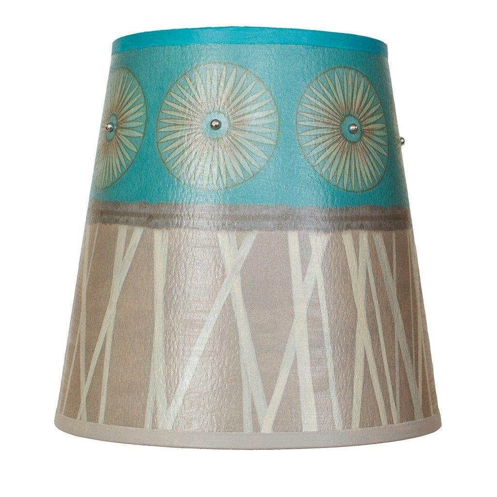 Blue Replacement Lamp Shades - Ugone & Thomas