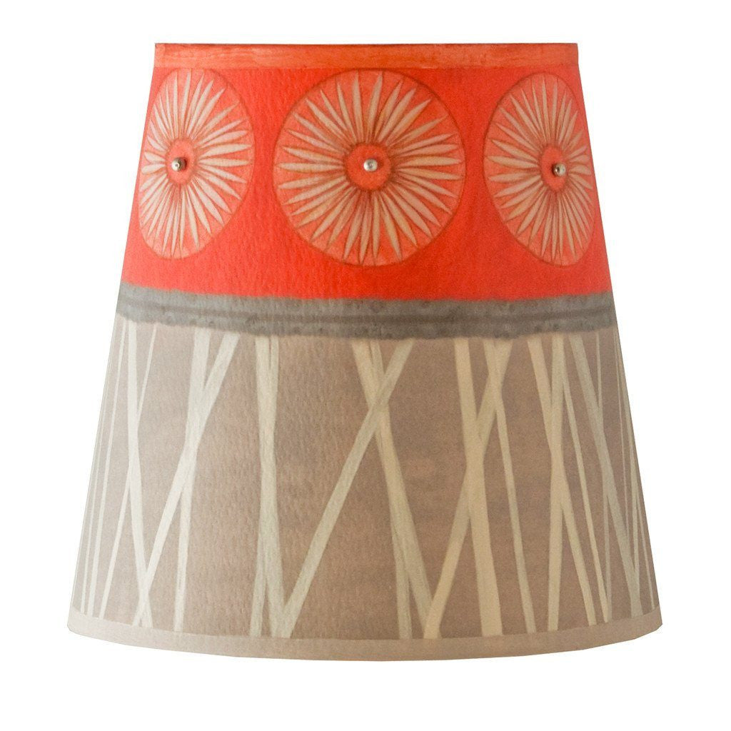Tang Accent Drum Lamp Shade
