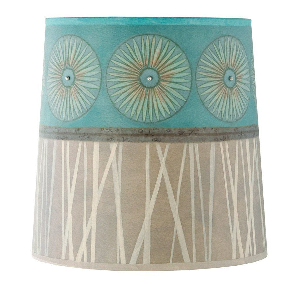 Pool Medium Drum Lamp Shade