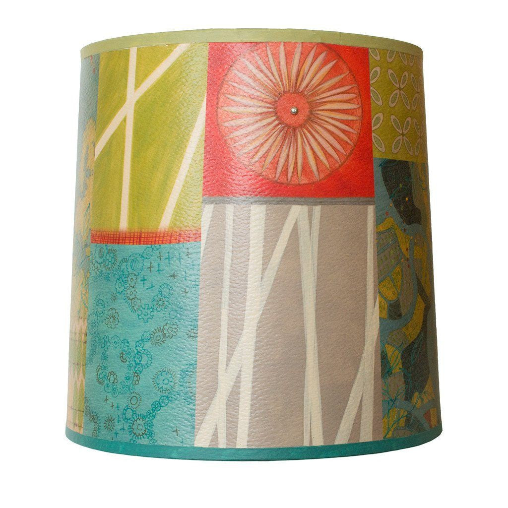 Zest Medium Drum Lamp Shade