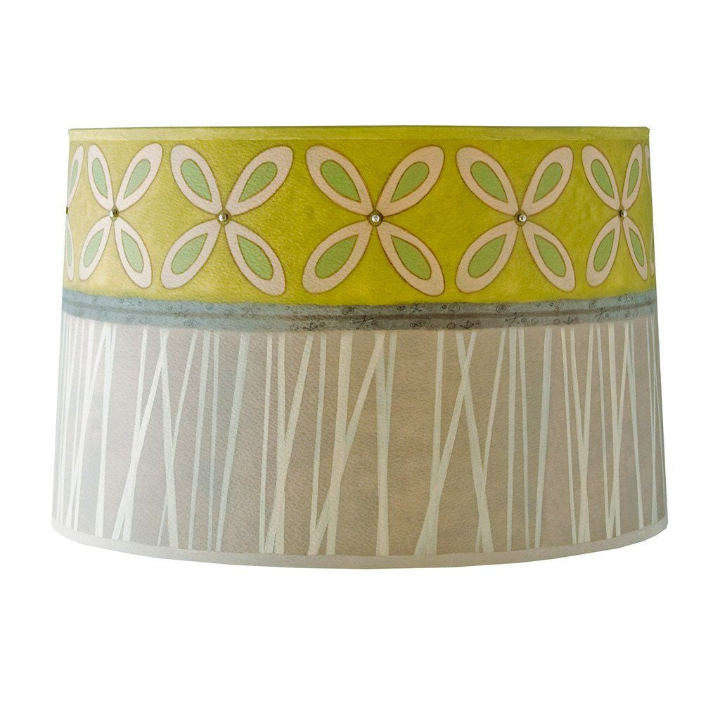Kiwi Large Drum Lamp Shade