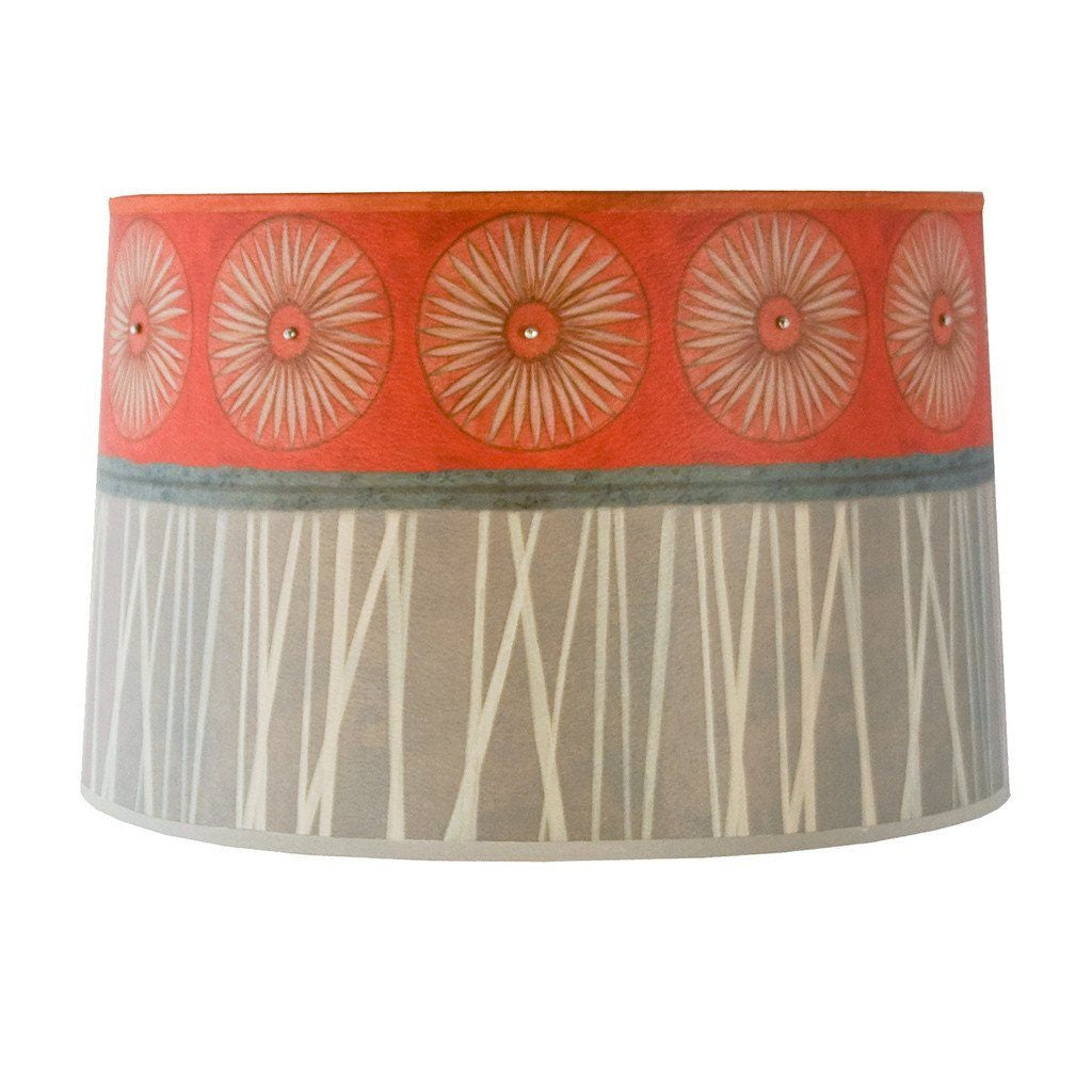 Tang Large Drum Lamp Shade