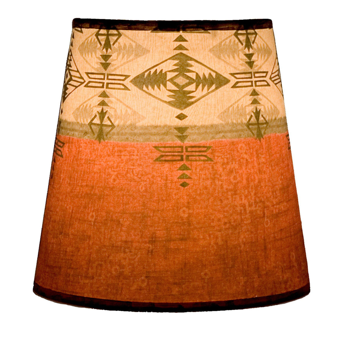 Small Drum Lamp Shade in Mesa