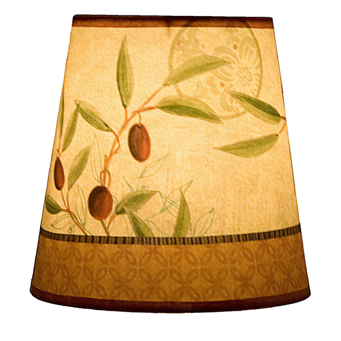 Small Drum Lamp Shade in Tuscan