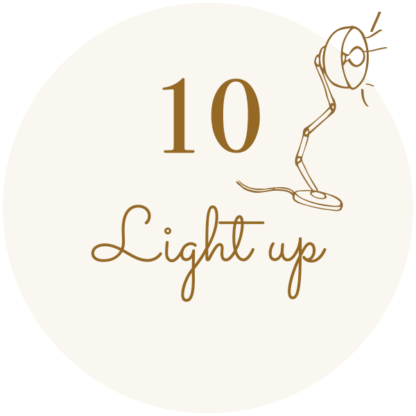 10 - Light up