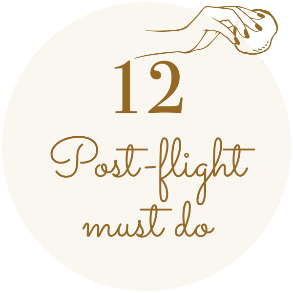12 - Past-flight must do