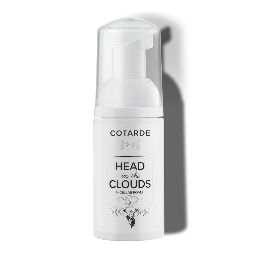 HEAD IN THE CLOUDS MICELLAR FOAM