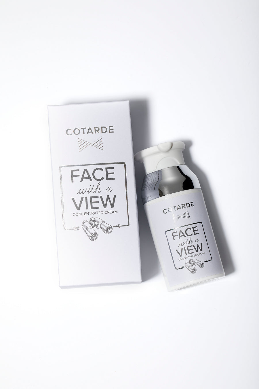 FACE WITH A VIEW CONCENTRATED CREAM