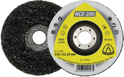 "Klingspor NCD200 5"" Surface Prep Disc"