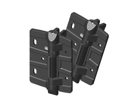 MAX Classic Hinge Set - Self Close W/ Adjustable Tension