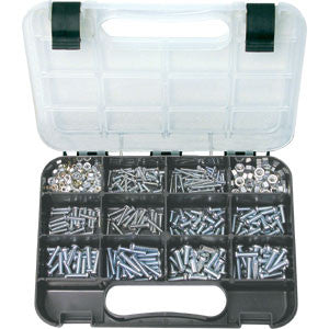 Metric Machine Screw Assortment - Pan Head Phillips