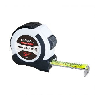 Komelon ABS Powerblade 2 Tape Measure 10m