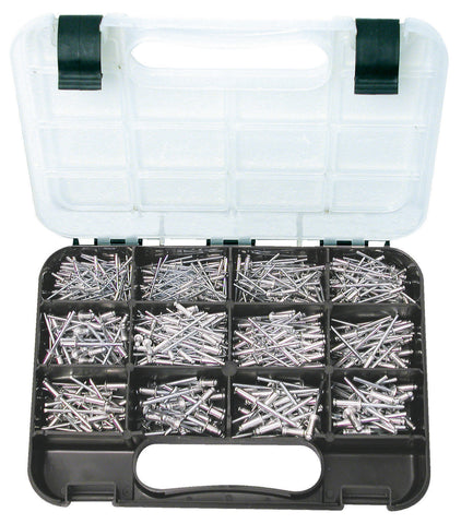 Aluminium Rivet Assortment