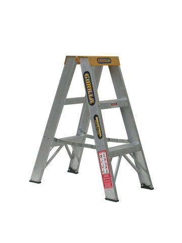 Gorilla 3ft Industrial Step Ladder