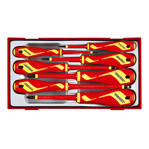 Teng TTV907N Insulated Screwdriver Set 7pce
