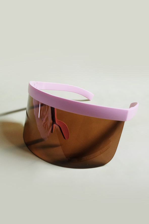 Eye Shield Visor - Pink Series