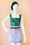 Gia Top (Emerald)