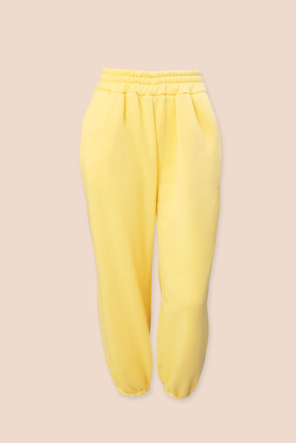Weekender Trackpants - Yellow