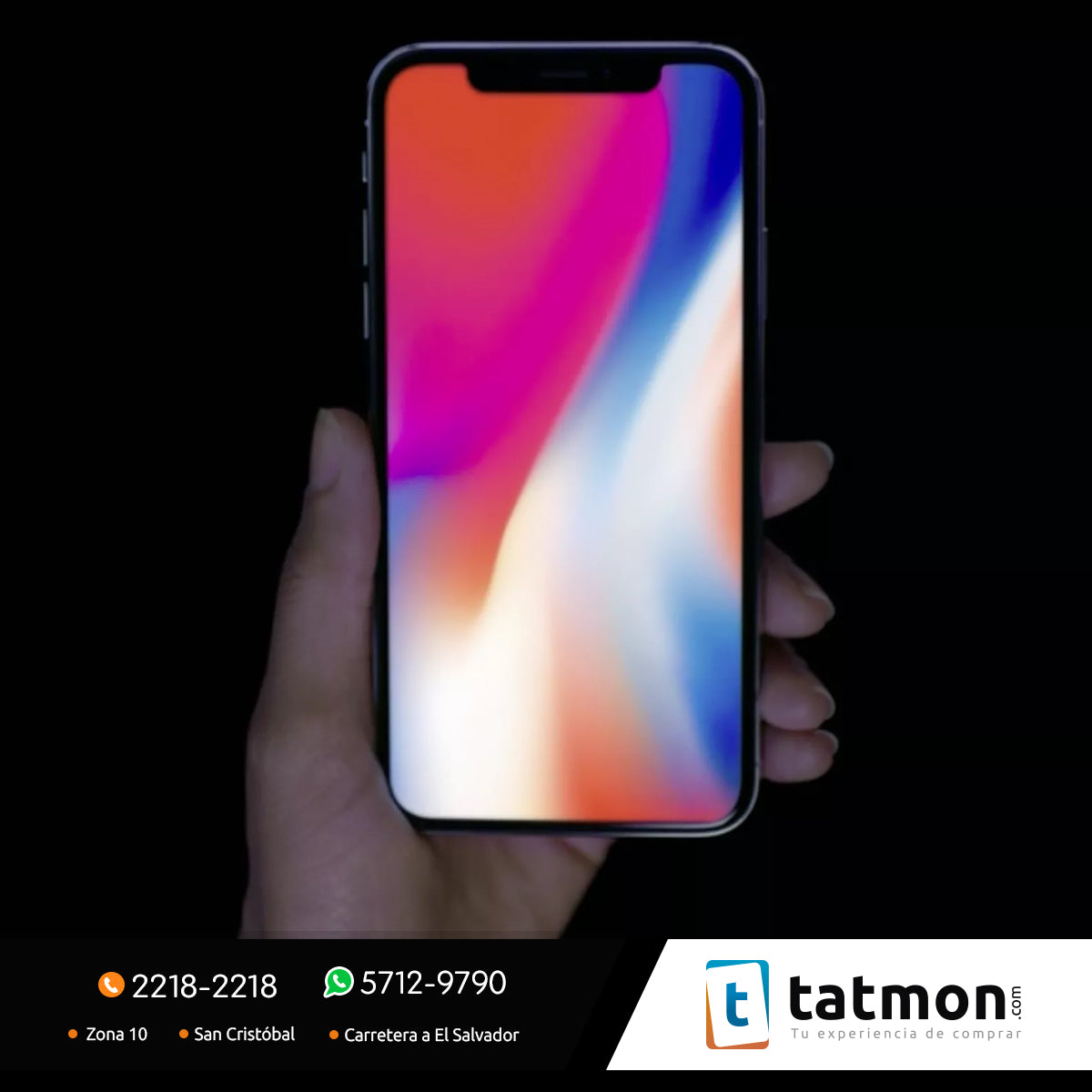 iPhone X, la esencia de Apple en evolución