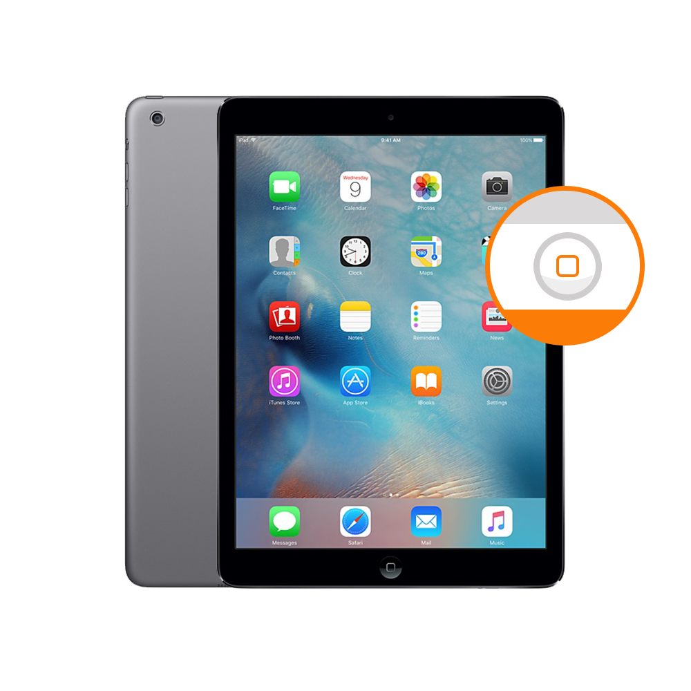 Cambio del Botón Home iPad Air 2