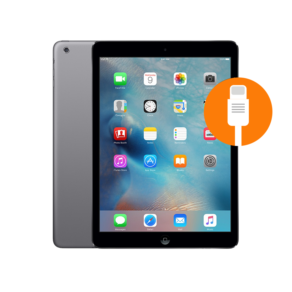 Cambio de Conector iPad Air 2