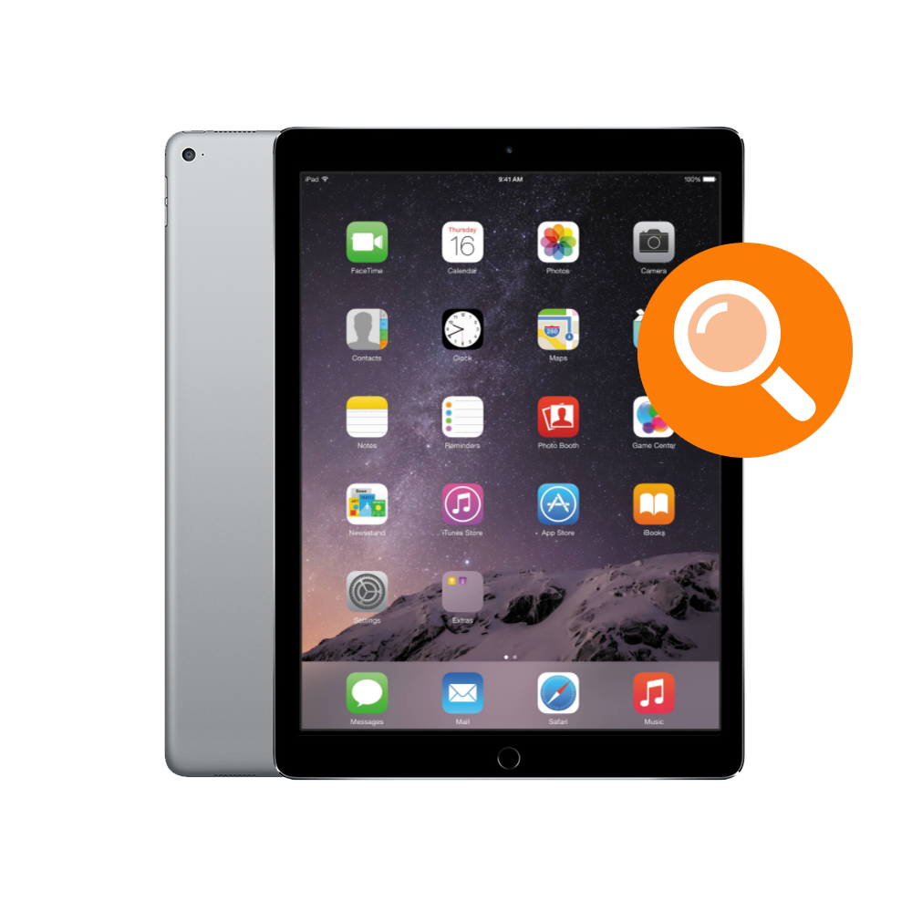 Diagnostico iPad Air