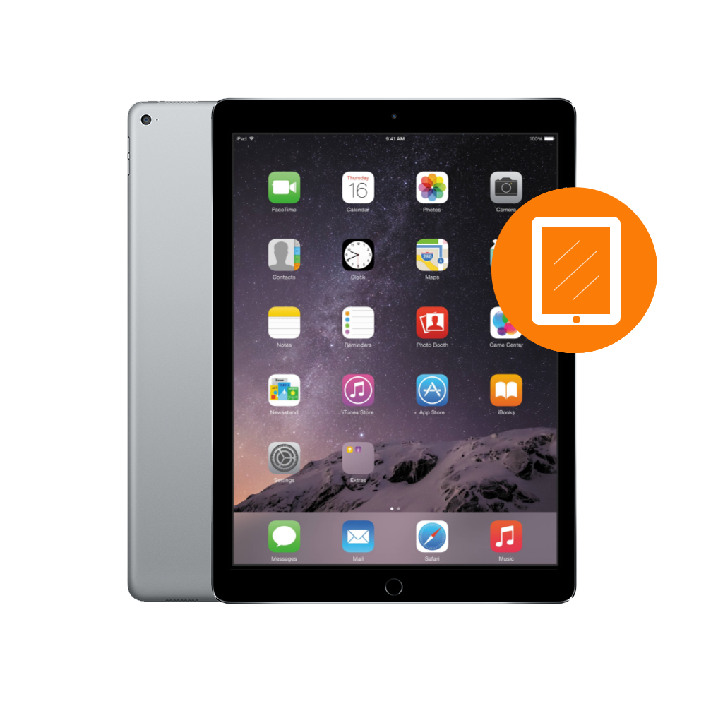 Cambio de Touch iPad Air
