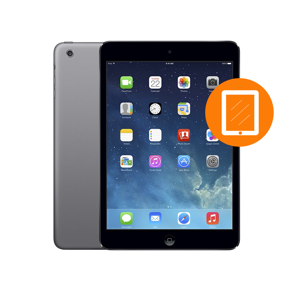 Cambio de Touch iPad Mini 2