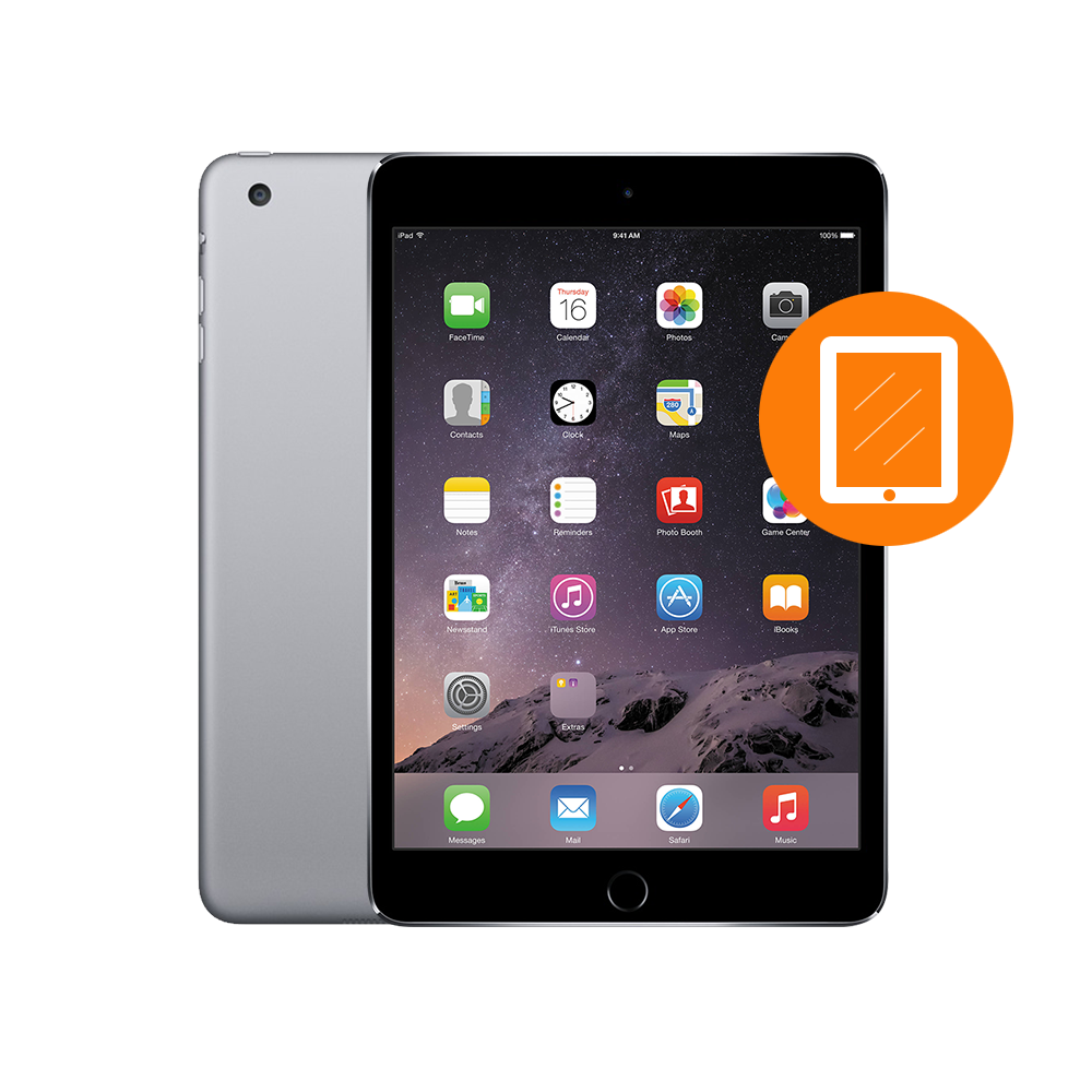 Cambio de Touch iPad Mini 3