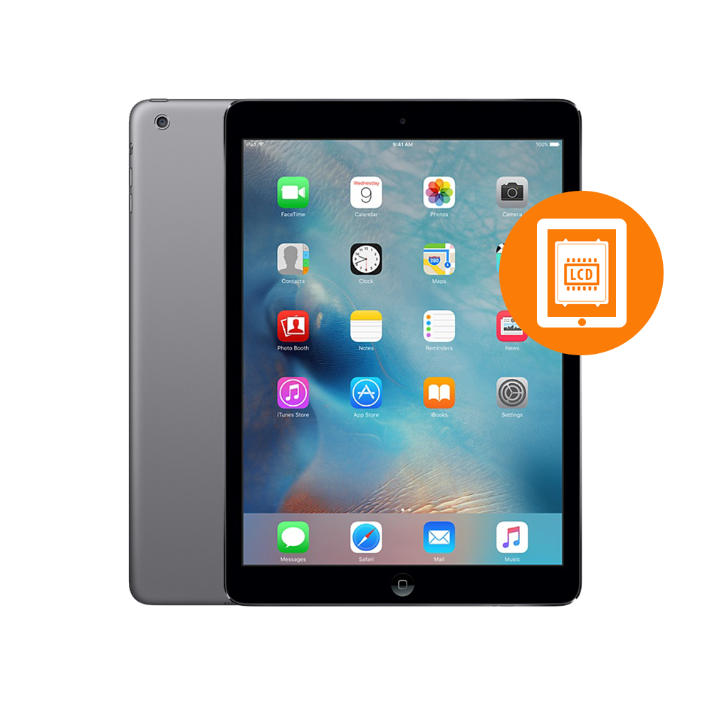 Pantalla completa iPad Air 2